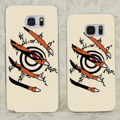 Transparent Hard PC Case Cover For Samsung Galaxy