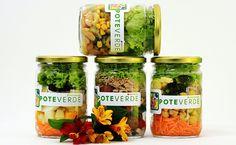 Food bike com comida natural…