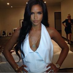 All About Cassie Ventura ! Beautiful Black Women, Beautiful People, Hair Colorful, Big Chop, Black Women Hairstyles, Girl Crushes, Black Girls, Celebrity Style, Celebs