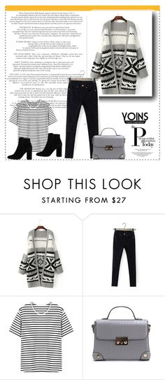 """Yoins contest"" by mell-2405 ❤ liked on Polyvore featuring MANGO, yoins and loveyoins"