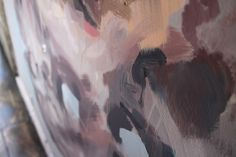 EMILIO CEREZO  'Puerta al sótano'  [Barcelona, Spain 2015] (detail 3) Emilio, New Wall, Urban Art, Barcelona, Spain, World, Artist, Painting, Cherry Tree