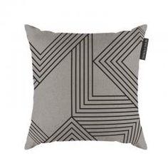 Apex Cushion Black