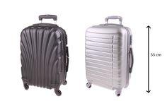 Příruční zavazadlo z odolného ABS plastu za skvělých 699 Kč. Posledních pár kusů skladem za tuto cenu. https://cs.venda.cz/kufr-skorepinovy-maly/