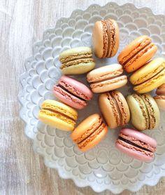 Macaron plate | Doll Memories
