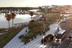 Galería - Primer Lugar en concurso urbano para La Barra / Uruguay - 2