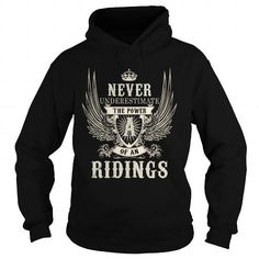 Awesome Tee RIDINGS RIDINGSYEAR RIDINGSBIRTHDAY RIDINGSHOODIE RIDINGSNAME RIDINGSHOODIES  TSHIRT FOR YOU T shirts