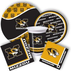 Missouri Party Supplies from www.DiscountPartySupplies.com