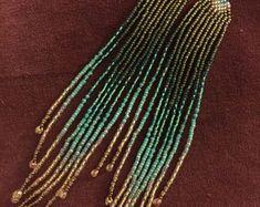 Maui Swan Designs Mermaiden Glow Long 15/0 Seed by MauiSwanDesigns