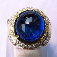 Gallery Batu Permata: Batu Blue Sapphire Asli