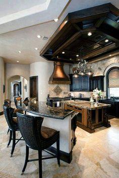 Dream kitchen... i don't even...