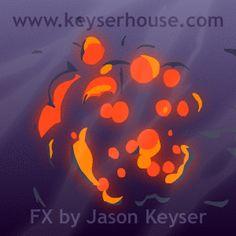 jkFX Explosion 09 by JasonKeyser