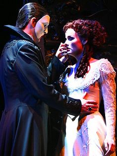 Love Never Dies, the sequel to the Phantom of the Opera. (Saw it in movie theaters)