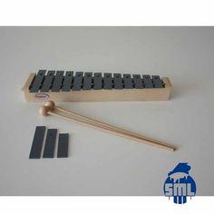Jogos de sinos, metalofones, xilofones bem como outros instrumentos de iniciação musical (Orff), compre no Salão Musical de Lisboa. Consulte o nosso website.