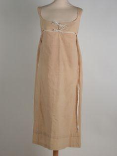 Killerton Fashion Collection © National Trust / Sophia Farley and Renée Harvey  Petticoat c. 1800 inventory no. 1359303