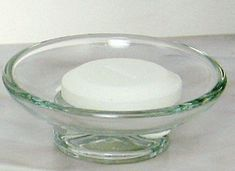 HSO is a premier supplier of Glass Footed Soap Dish 72/cs - 913411 in Amenity Presentation Products for hotels & motels. .