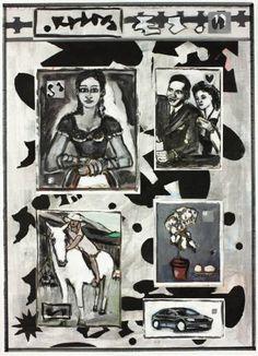 "Saatchi Art Artist Ahmed Borai; Painting, ""Warehouse world wide.viplounge.top"" #art"