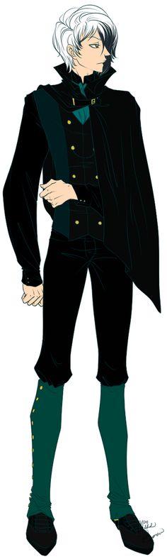 Prince Lysander by Miss-Bow.deviantart.com on @deviantART