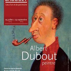 Montpellier : découvrez la peinture d'Albert DUBOUT