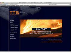 TTS Anrincendio | Designed by Videocomp