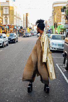 FEATURE: Jojo Abot's London Photo Story, By British Photographer Amaal Said - AFROPUNK