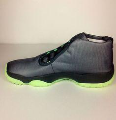 NIKE AIR JORDAN FUTURE MEN S BASKETBALL SHOES SIZE 10 DARK GREY VOLT 656503  025  Nike fdf7c31fb