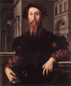 Ritratto di Bartolomeo Panciatichi di Agnolo Bronzino