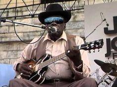 John Lee Hooker - Highway 13 - 8/17/1991 - Newport Jazz Festival (Official)
