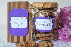 Einfach bezaubernd!: Cookies im Glas