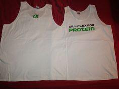 Flex for protein tank