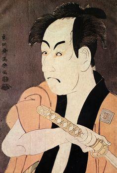 東洲斎 写楽(日本)   Toushusai Sharaku(JPN)