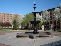 Franklin Square Fountain- Syracuse, NY