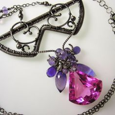 The Sunday Fiesta Necklace by glowfly on Etsy, $165.00