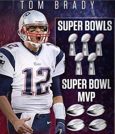 Superbowl 51...Tom Brady led greatest comeback ever!