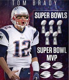 Superbowl 51...Tom Brady led greatest comeback ever!