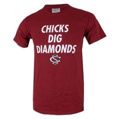 South Carolina Gamecock SC Baseball T-Shirt