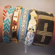 Musthaves bracelets by Tembi, Ettika, Saami and Heart to Get