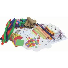 Crafty Little Kidz - Crafty Bitz Trunk - 1000 Piece