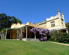 Vaucluse House in Sydney's Eastern suburbs