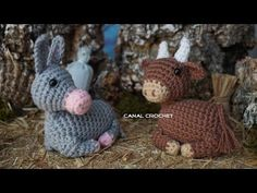Mesmerizing Crochet an Amigurumi Rabbit Ideas. Lovely Crochet an Amigurumi Rabbit Ideas. Crochet Christmas Ornaments, Holiday Crochet, Christmas Crafts, Crochet Patterns Amigurumi, Amigurumi Doll, Crochet Dolls, Crochet Crafts, Crochet Projects, Free Crochet