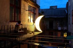 love these moon photos by leonid tishkov