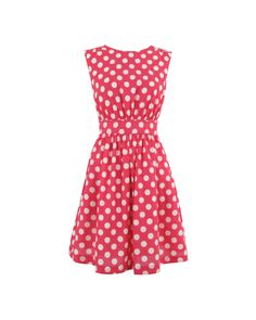 red dress white spots - Google Search