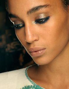 Spring Trends on Darker Skin Tones by Brit Beauty Journo Ateh Jewel,  ElleUK.com 13 April