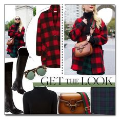 """""""Get the Look: Cool Coats"""" by nastya-d ❤ liked on Polyvore featuring Sigerson Morrison, Étoile Isabel Marant, Gucci, Topshop, Helmut Lang, Karen Walker and coolcoat"""