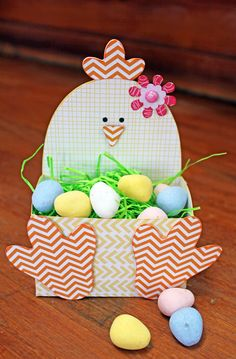 Easter Belly Boxes