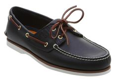 Timberland 25077 Classic boat shoes, Navy