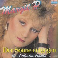 Der Sonne entgegen. En livsglad og sprudlende sang fra det tyske Grand Prix 1986. Margit P giver den gas på sin helt egen dialekt.