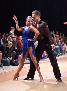 Andrey Zaitsev and Anna Kuzminskaya..miss these two!