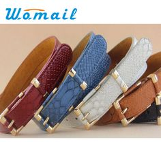 Brand New fashion Female leather belt grain waistband belts for women cinto feminino Free Shipping 1pcs