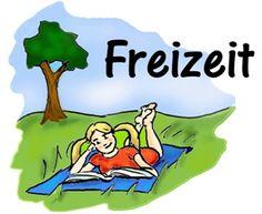 Escuela de aleman: Freizeit