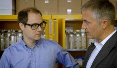 Simon Harrop talks to Channel 4 presenter Harry Wallop (on Shop Secrets: Tricks of the Trade).